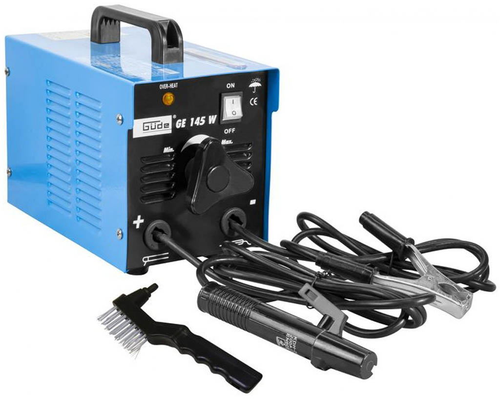 GÜDE GE 145 W svářečka elektrodová 20001