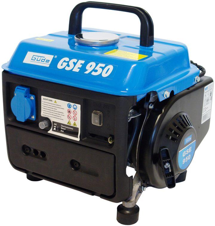 GÜDE GSE 950 Elektrocentrála generátor 40626