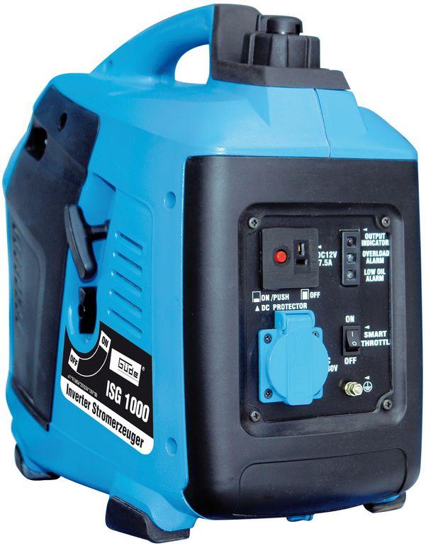 GÜDE ISG 1000 Elektrocentrála Invertor generátor 40645