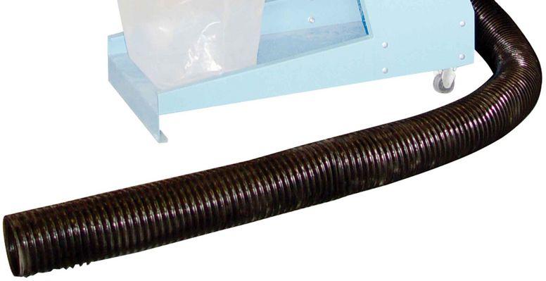 GÜDE Plastová spirálová hadice pro odsávací zařízení GAA 1000 55160