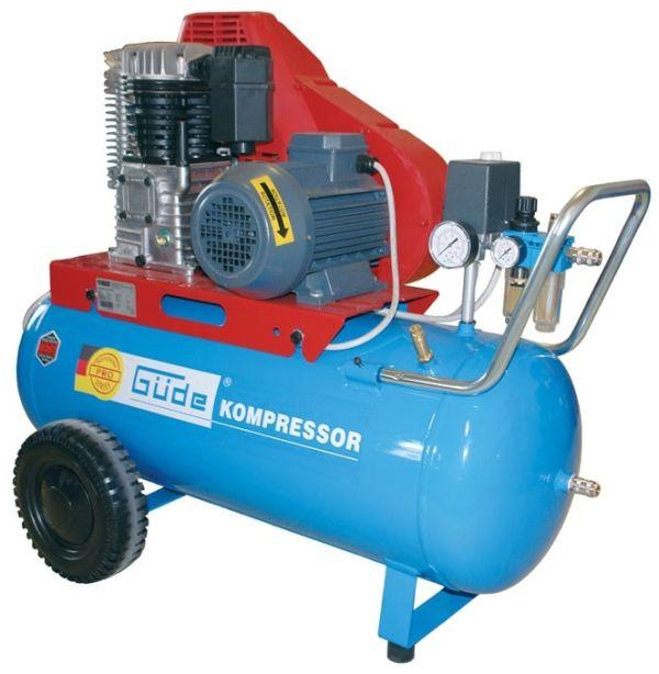 GÜDE kompresor 635/10/90 PRO 75520