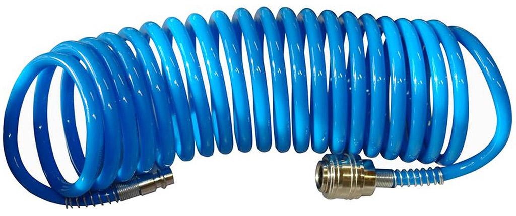 GÜDE spirálová hadice, délka 5m, vnější průměr 8mm 41400