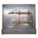 HERZ Kompletní rozdělovač pro připojení otopných těles 3-okruhový 1857403