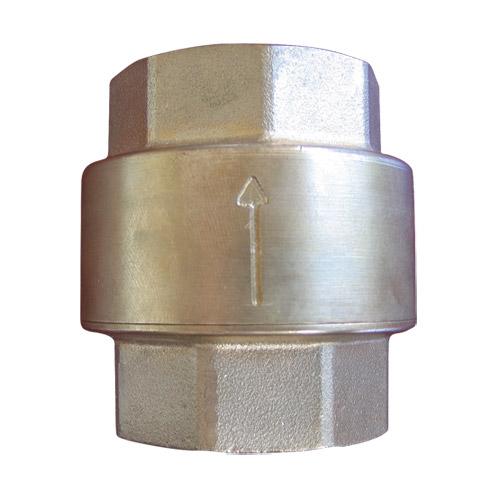 HERZ Zpětná klapka pružinová, Dim. 40 - G 1-1/2, 1262215