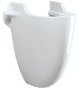 IDEAL Standard EUROVIT polosloup pro umyvadlo W310101