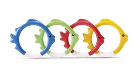INTEX Dětské potapěcí kroužky, 55507