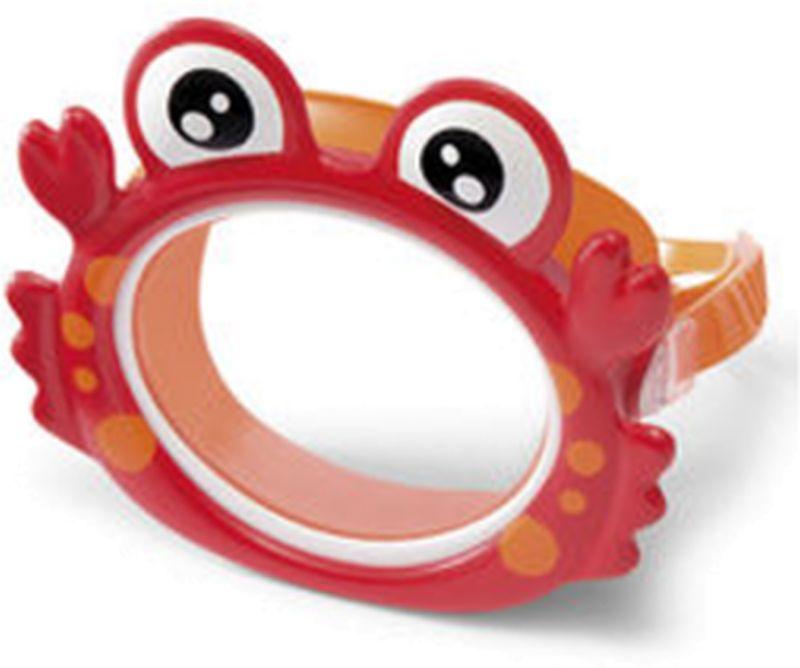 INTEX FUN MASKS Dětské potapěcí brýle, krab 55915