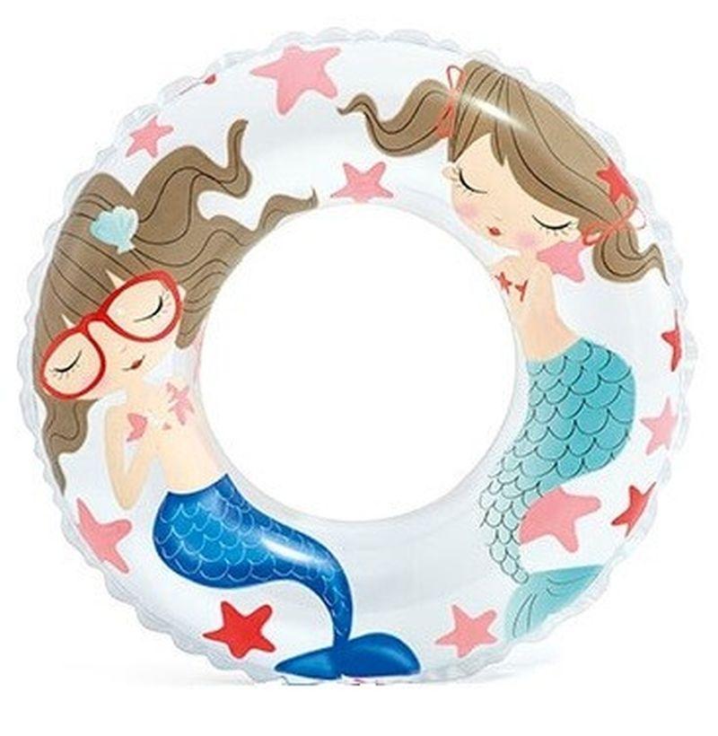 INTEX Nafukovací kruh 61cm mořské panny 59242NP