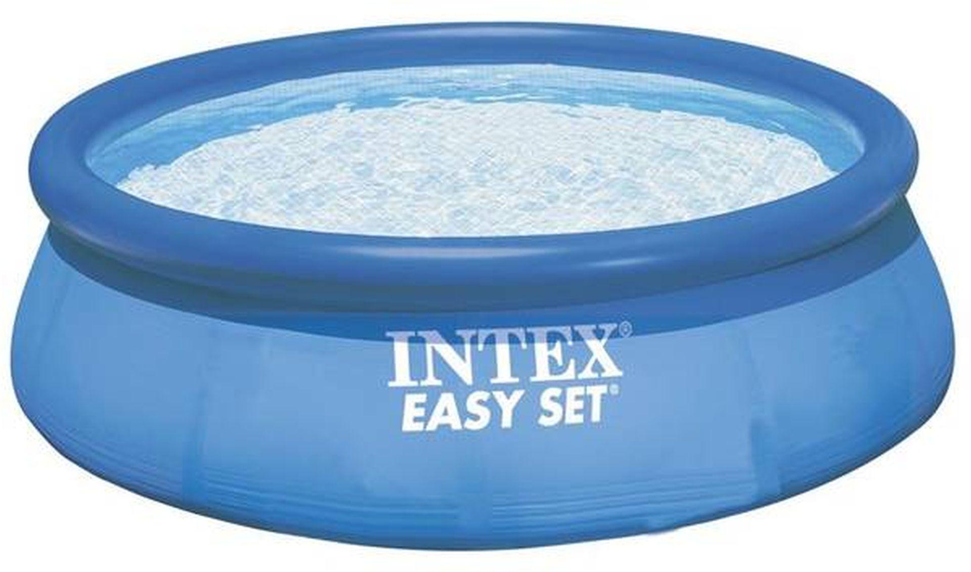 INTEX Bazén Easy Set Pool 244 x 76 cm, s filtrací 28112NP
