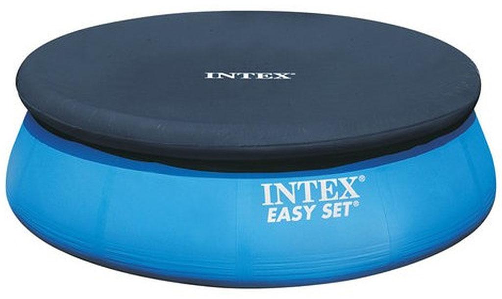 INTEX Krycí plachta pro bazény Easy Pool o průměru 2,44 m, 28020