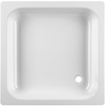 Jika SOFIA vanička 80x80 bílá hladký povrch 2.1408.0.000.000.1