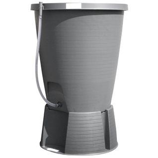 KETER Indigo Water Plastový sud na dešťovou vodu, antracit 17185303