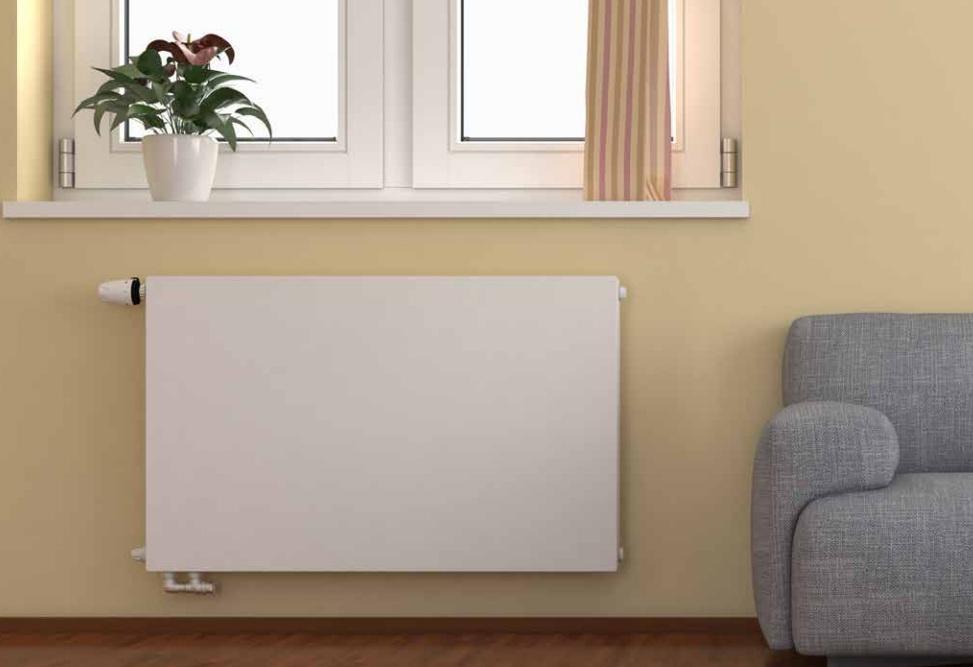 KORADO RADIK deskový radiátor typ X-CONTROL PLAN VKL 33 600 / 1200 33-060120-I0X10