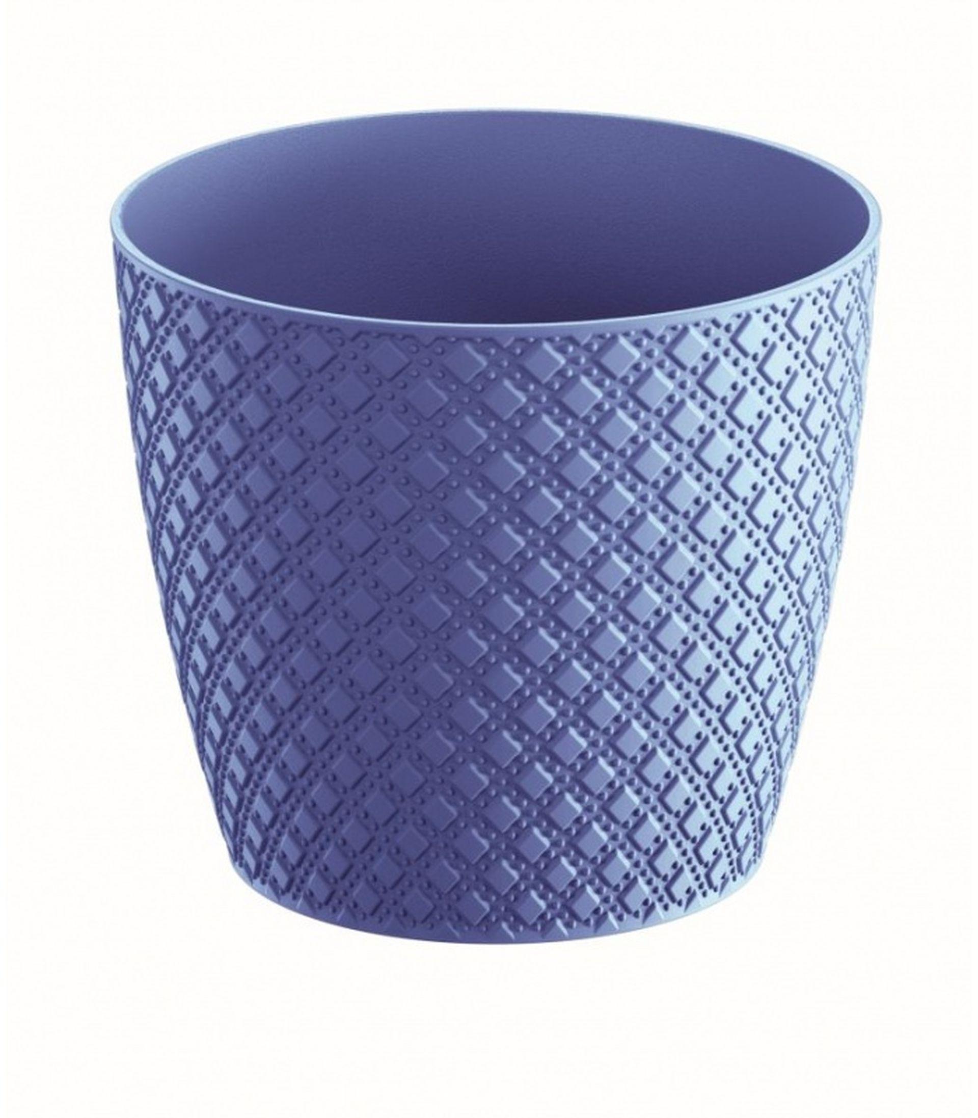 Prosperplast ORIENT Květináč 25,8 cm, italská modř DOR260