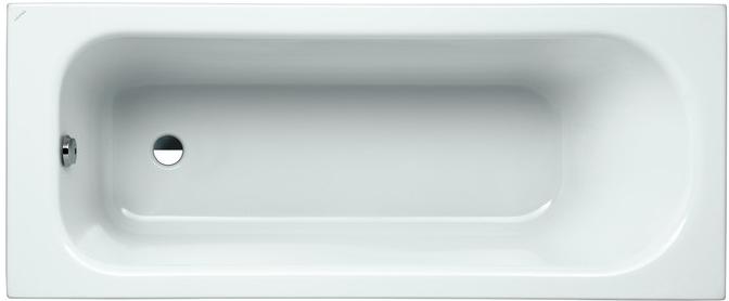 LAUFEN SOLUTIONS Vana 170x70cm, pravá, s L-panelem, Microban 2.2250.5.300.000.1