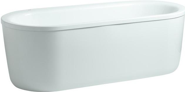 LAUFEN SOLUTIONS Vana 190x90cm, bílá LCC, 230l, samostatná s panelem, 2.2551.2.300.000.1