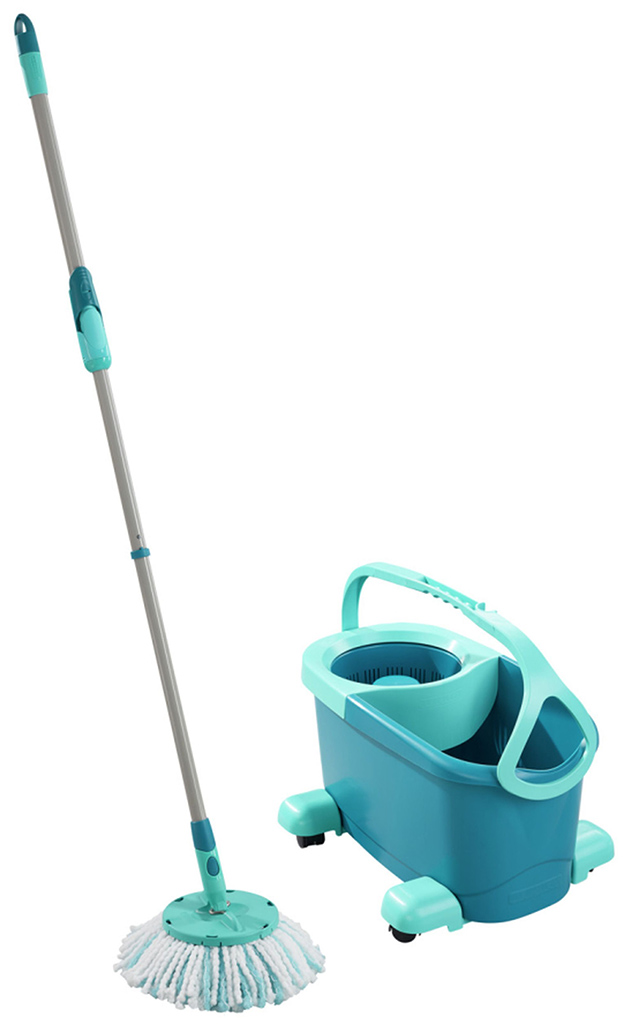 LEIFHEIT Set Clean Twist Disc Mop Mobile (EVO) 52102