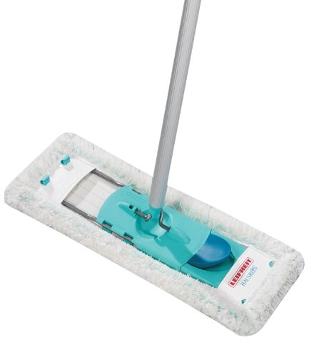 LEIFHEIT PROFI Cotton Plus Podlahový mop s hliníkovou tyčí 42 cm (click system) 55020