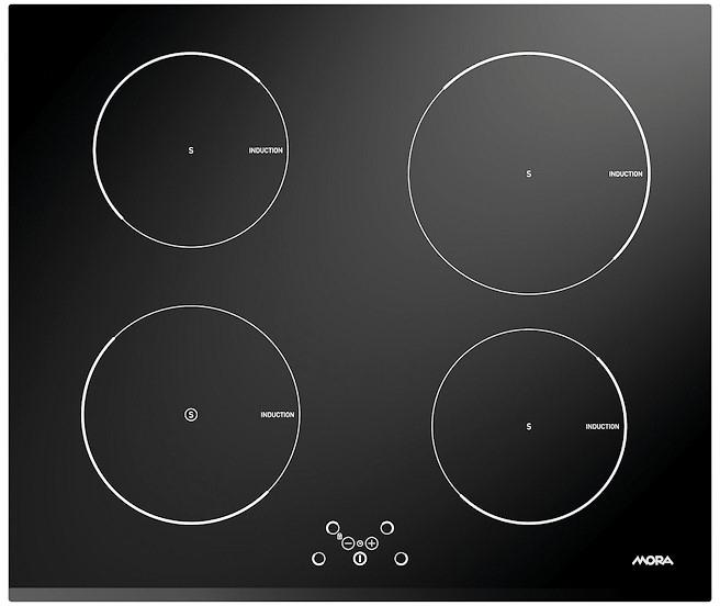 MORA VDI 640 FF Vestavná indukční sklokeramická deska