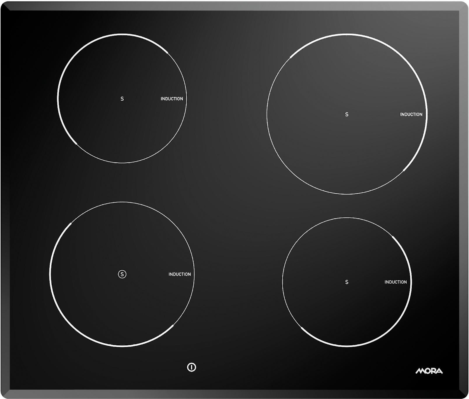 MORA VDIS 640 F Vestavná indukční sklokeramická deska