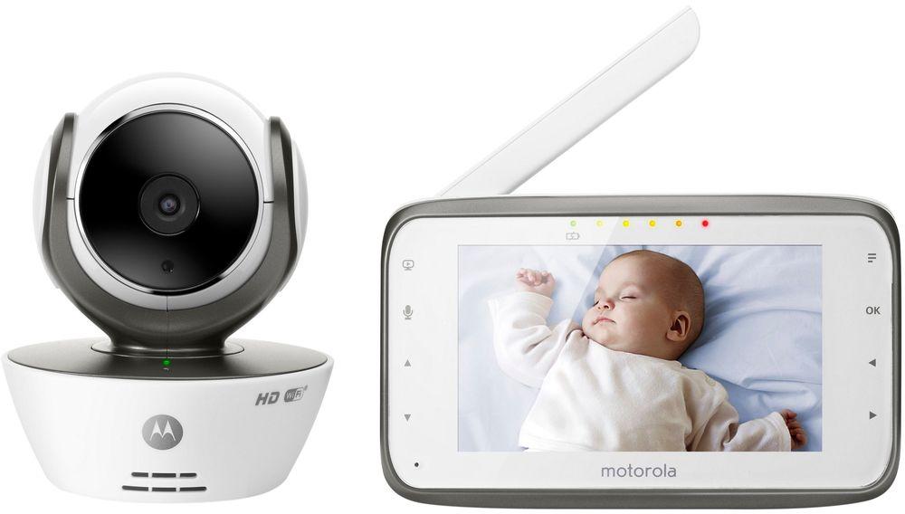 MOTOROLA MBP 854 HD Connect dětská chůvička 41004125