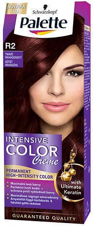 PALETTE ICC R2 Barva na vlasy tmavě mahagonový
