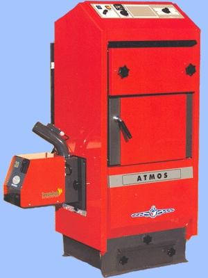Atmos D 40 P kotel na peletky