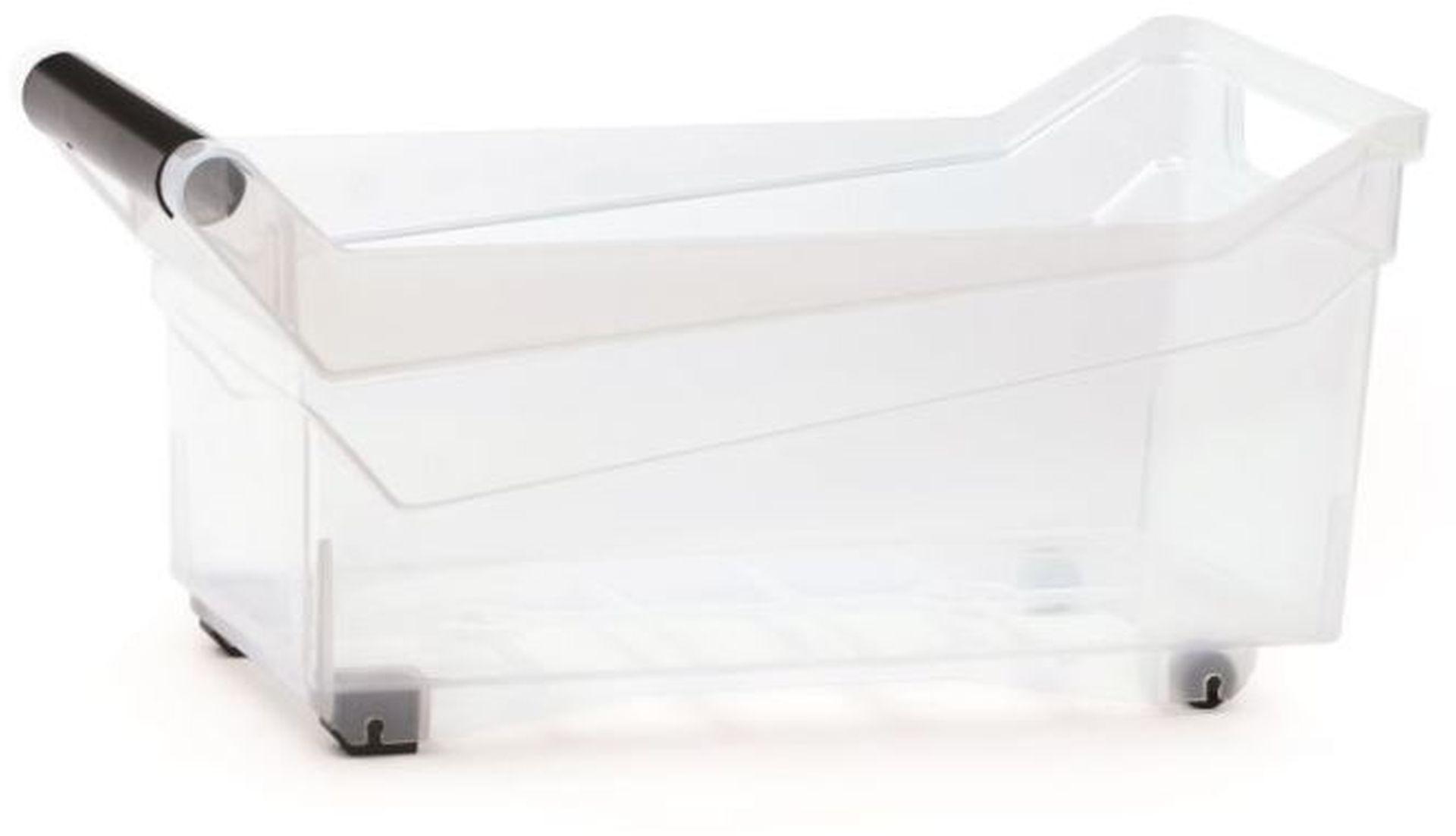 Prosperplast NUK Plastový box úložný, 380 x 177 x 180 mm NUK3L