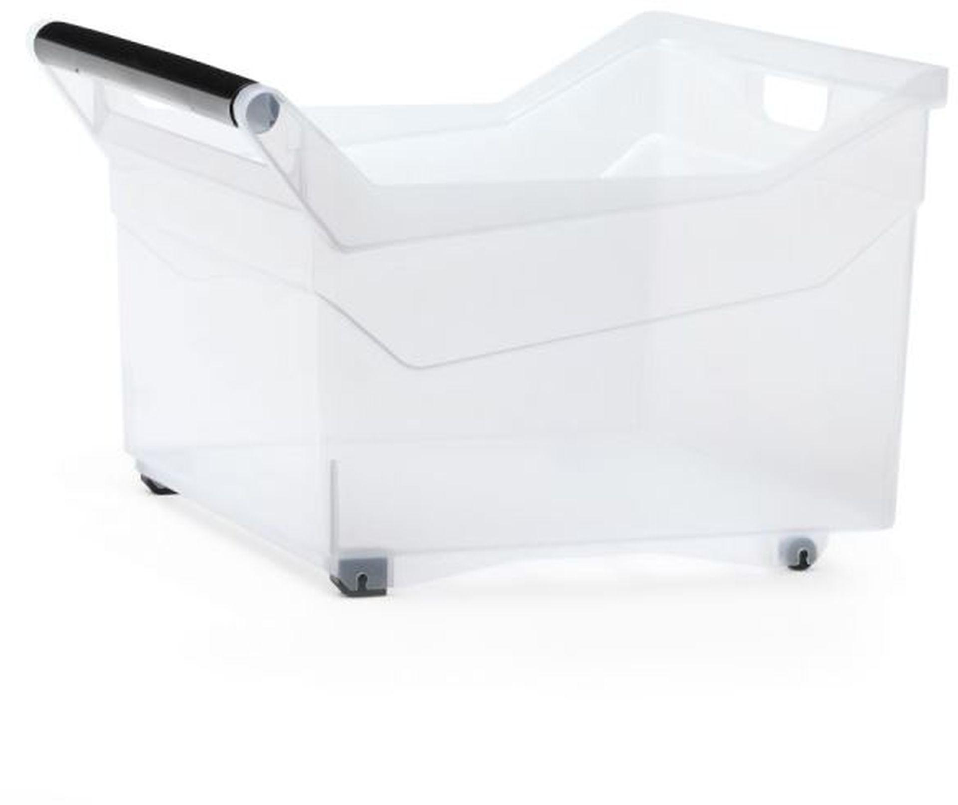 Prosperplast NUK Plastový box úložný, 380 x 379 x 256 mm NUK5L