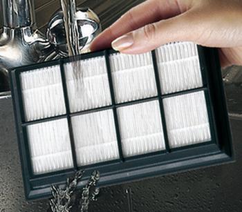 POLTI Omyvatelný HEPA filtr pro parní čističe LECOASPIRA PAEU0226