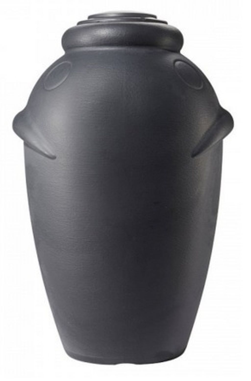 AQUACAN nádoba- sud na dešťovou vodu 360 l, grafit ICAN360