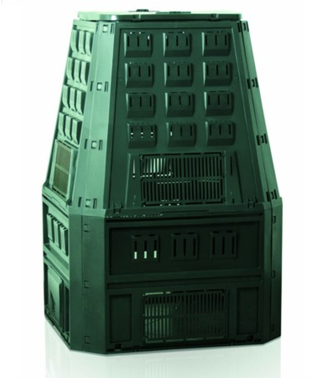 PROSPERPLAST EVOGREEN Kompostér 850l, zelený IKEV850Z