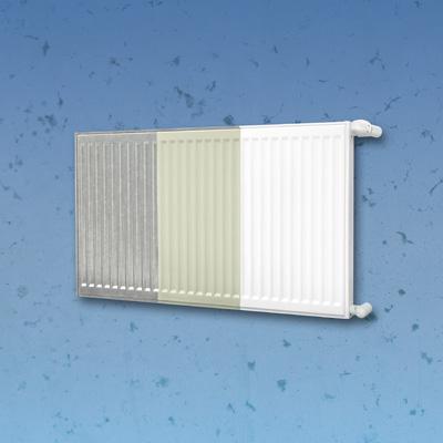 KORADO RADIK deskový pozinkovaný radiátor typ KLASIK - Z 33 300 / 400 33-030040-50Z10
