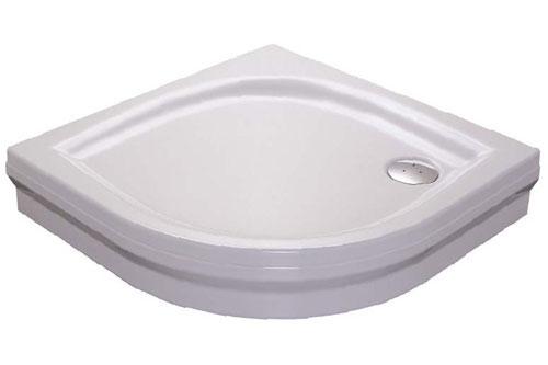 RAVAK GALAXY ELIPSO 90 PAN čtvrtkruhová sprchová vanička 90x90 cm A227701410