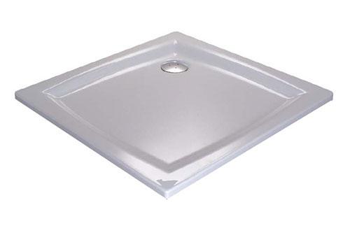 RAVAK GALAXY PERSEUS 100 LA čtvercová sprchová vanička 100x100 cm A02AA01210