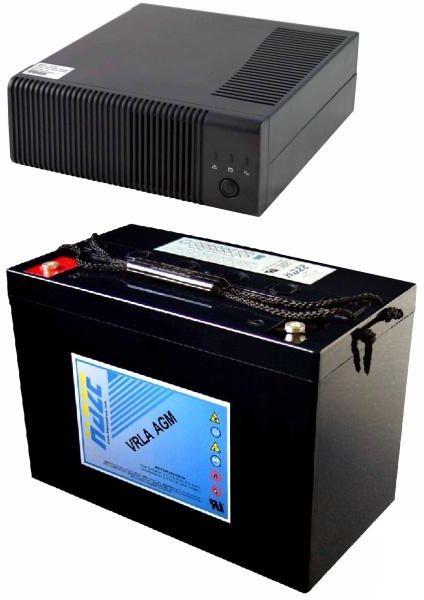 REGULUS Zdroj záložní PG1000 + 1x akumulátor 100Ah
