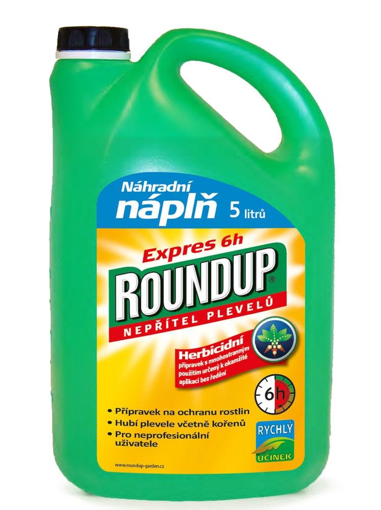 Roundup Express 6H 5l refil 11887102