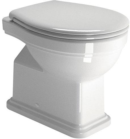 SAPHO CLASSIC 871111 WC mísa 54x37cm, zadní odpad