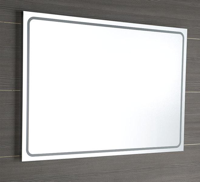 SAPHO GEMINI II zrcadlo s RGB osvětlením 150x55cm GM151