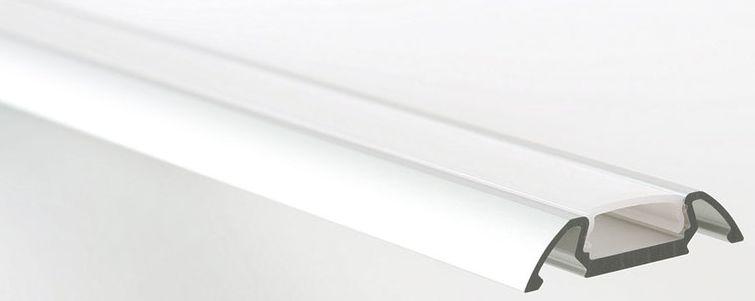 SAPHO LED U profil 30x7mm, eloxovaný hliník, 1m KL4369-1