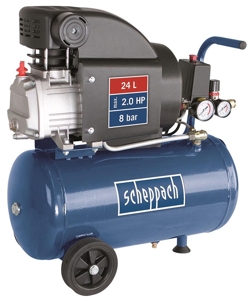 SCHEPPACH HC 25 Olejový kompresor 5906115901