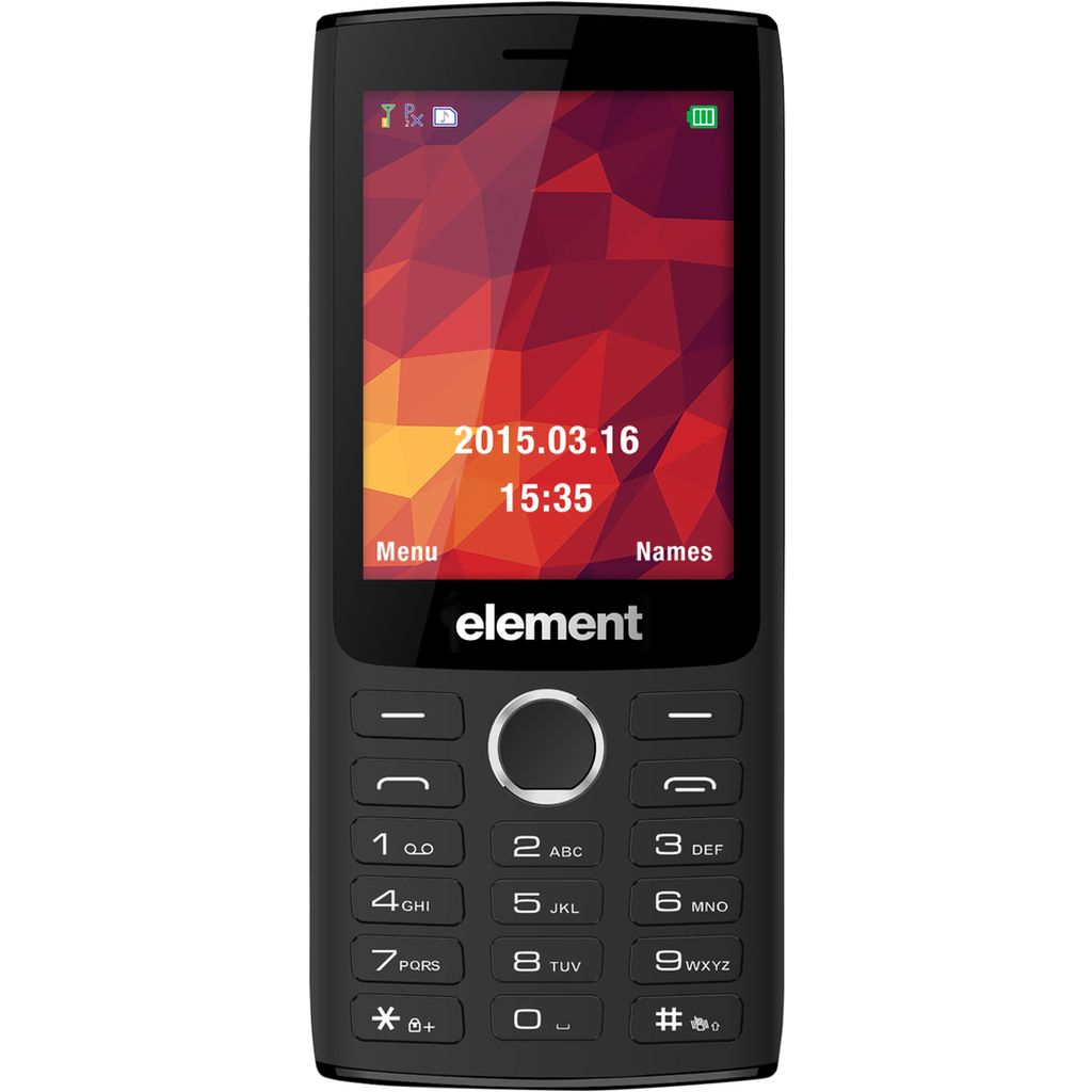 SENCOR ELEMENT P030 mobilní telefon 30014623