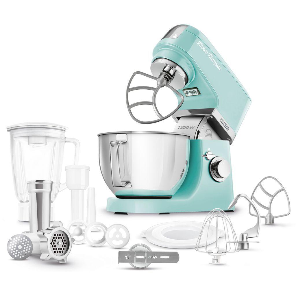 SENCOR STM 6351GR Kuchyňský Robot zelený 41006293