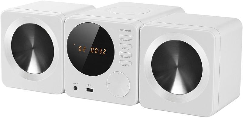 SENCOR SHC XD013 WHITE DVD Mikrosystém 35044442