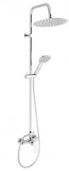 NOVASERVIS sprchová souprava+sprchová baterie s horním vývodem 38062/1,0 SET041/38,0