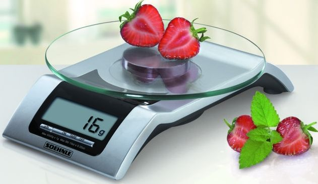 SOEHNLE Kuchyňská váha STYLE 65105
