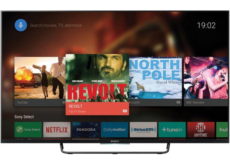 SONY Televize KDL 55W755C FULL HD LED TV 35045925 + 4000 Kč Cashback
