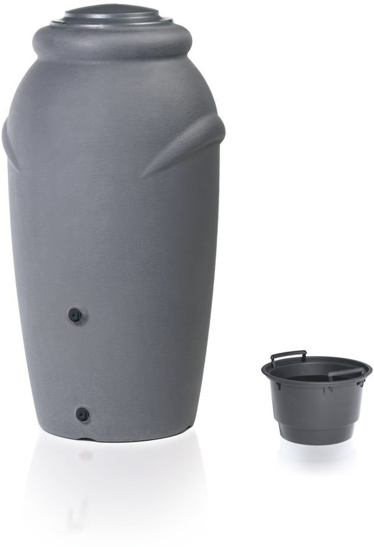 Prosperplast AQUACAN BABY Sud na dešťovou vodu 210l, šedá ICAN210
