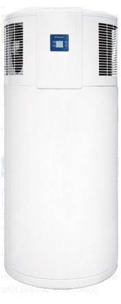 TATRAMAT TEC 300 TM SOL Tepelné čerpadlo pro přípravu teplé vody 235161