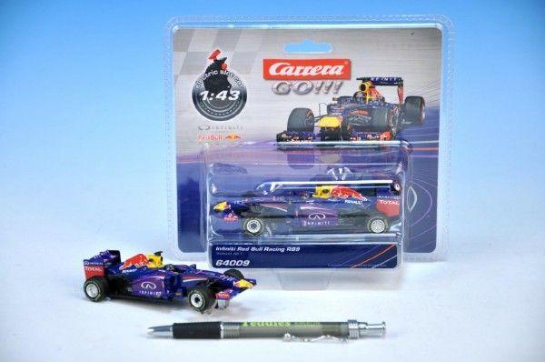 Auto Carrera GO!!! Red Bull Racing infiniti RB9 S.Vettel plast 12cm 54064009